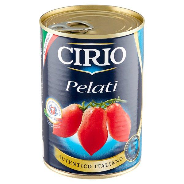 Cirio Pomidory bez skóry 400 g