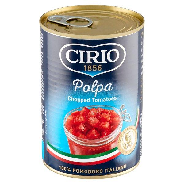 Cirio Pomidory w kawałkach 400 g