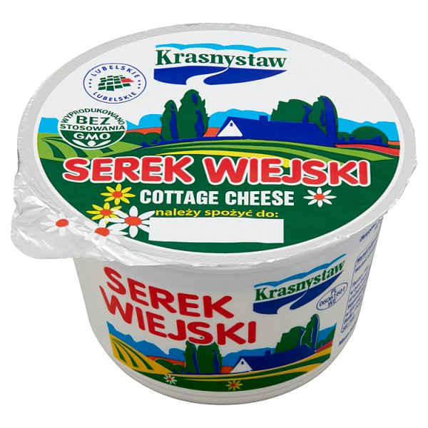 Krasnystaw Serek wiejski 200 g