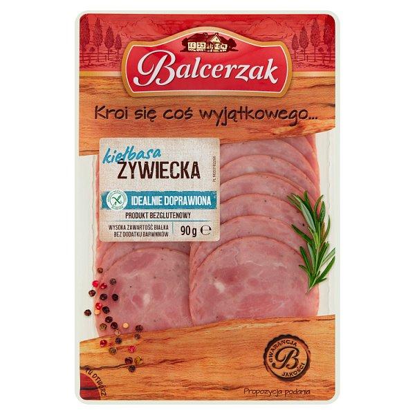 Balcerzak Kiełbasa żywiecka 90 g