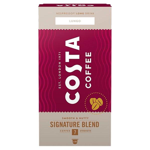 Costa Coffee Signature Blend Lungo Kawa w kapsułkach 57 g (10 x 5,7 g)