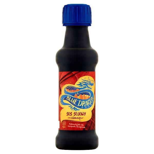 Blue Dragon Sos sojowy ciemny 150 ml
