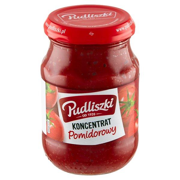 Pudliszki Koncentrat pomidorowy 30% 200 g