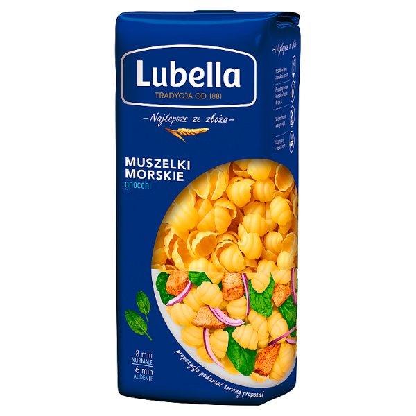 Lubella Makaron muszelki morskie 400 g