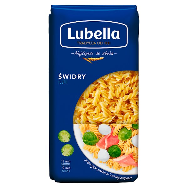Lubella Makaron świdry 400 g