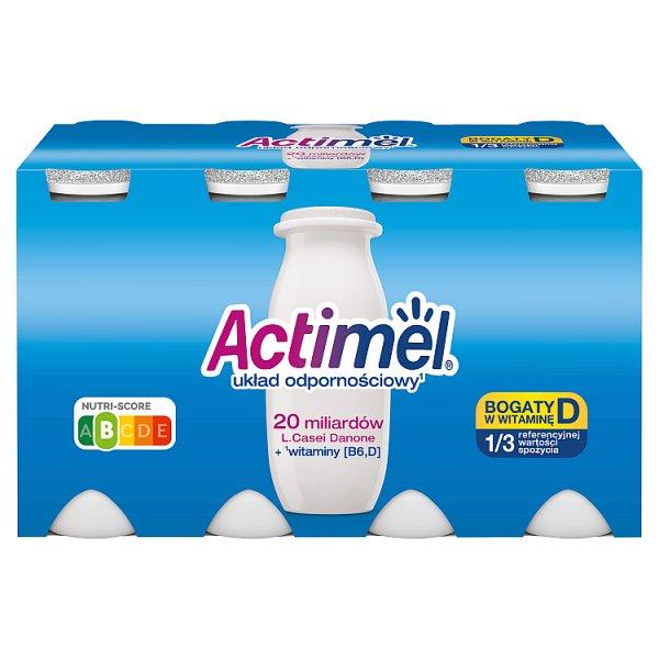 Actimel Mleko fermentowane o smaku klasycznym 800 g (8 x 100 g)