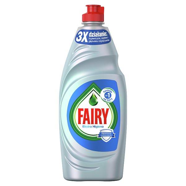 Fairy Dodatkowa higiena Płyn do mycia naczyń 700ml