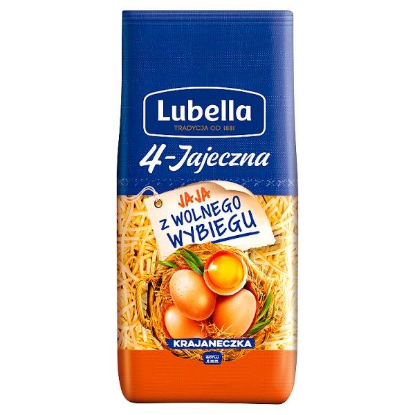 Lubella 4-Jajeczna Makaron krajaneczka 200 g