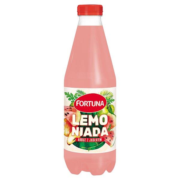 Fortuna Lemoniada arbuz z jabłkiem 1 l