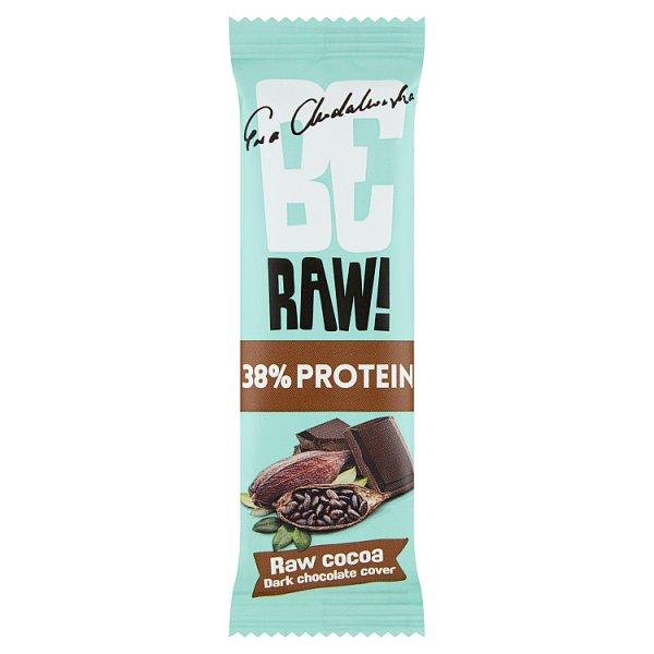 Be Raw! 38 % Protein Raw Cocoa Baton 40 g
