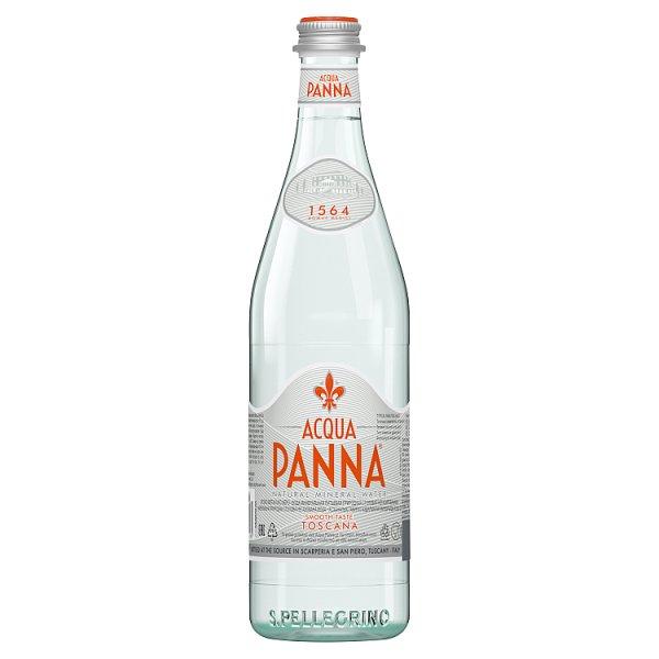 Acqua Panna Naturalna woda mineralna niegazowana 750 ml