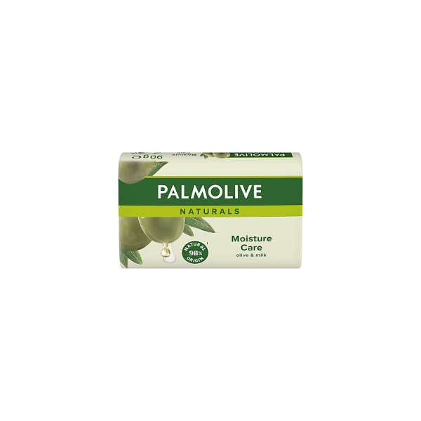 Palmolive Naturals Moisture Care Aloes i Oliwka Care Mydło w kostce 90 g