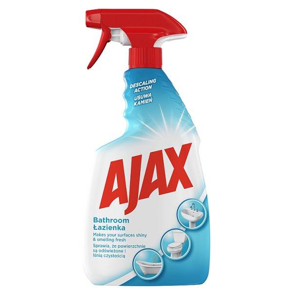Ajax BATHROOM Środek czyszczący do łazienek spray 750 ml