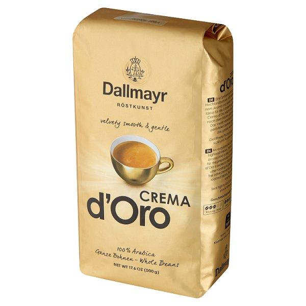 Dallmayr Crema d'Oro Kawa ziarnista 500 g