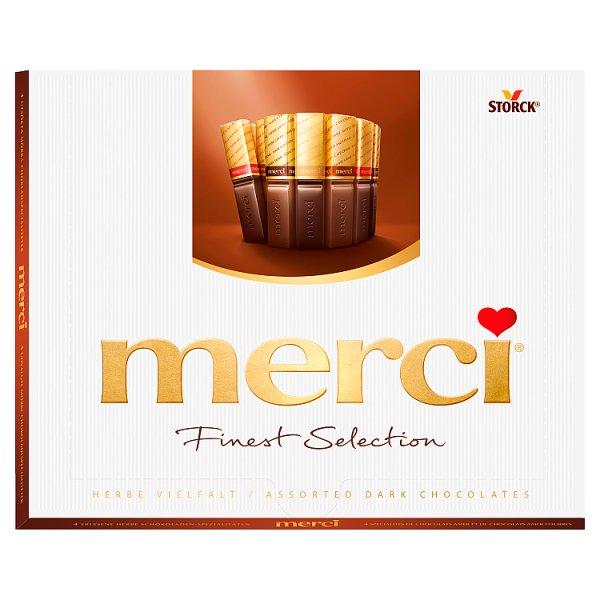 merci Finest Selection Kolekcja czekoladek deserowych 250 g