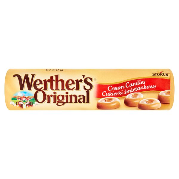 Werther's Original Cukierki śmietankowe 50 g