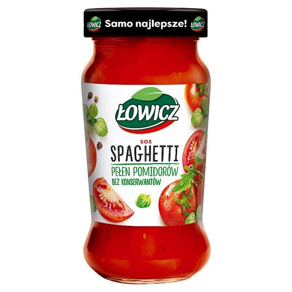 Łowicz Sos spaghetti 350 g