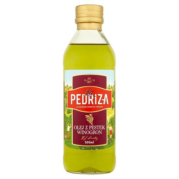 La Pedriza Olej z pestek winogron 500 ml