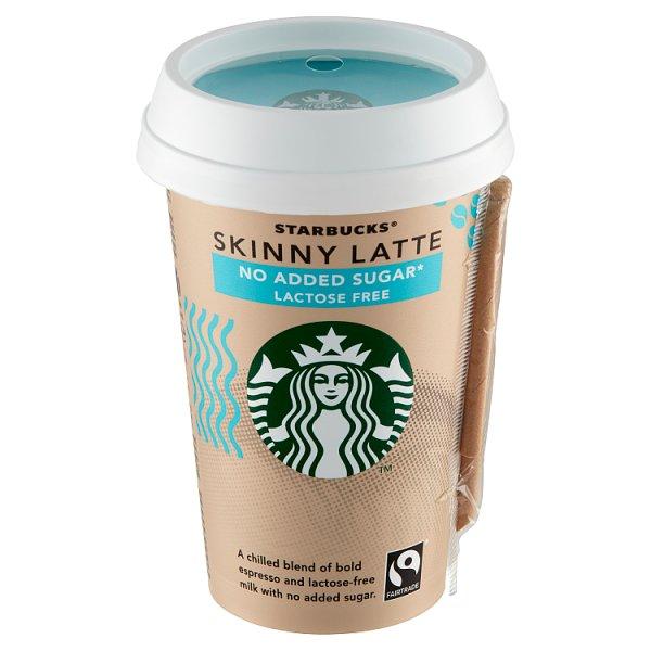 Starbucks Skinny Latte Mleczny napój kawowy 220 ml