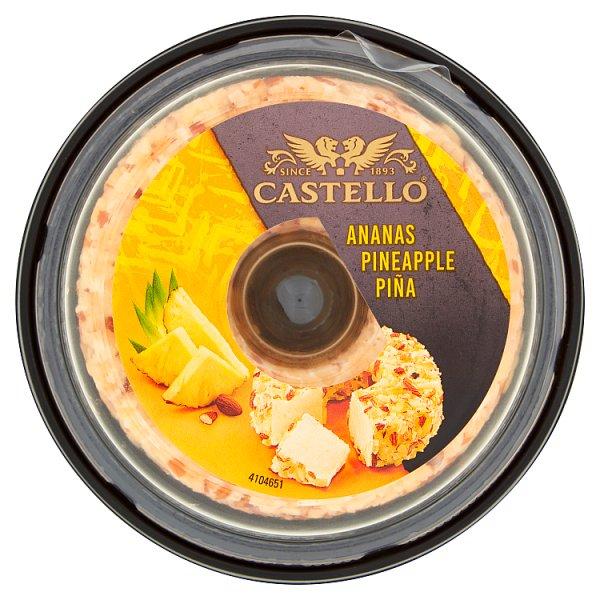 Castello Serek kremowy ananas 125 g