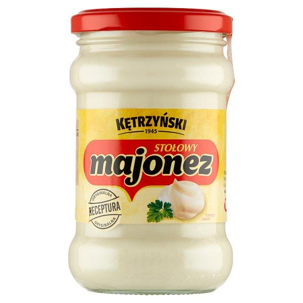 Kętrzyński Majonez stołowy 280 g