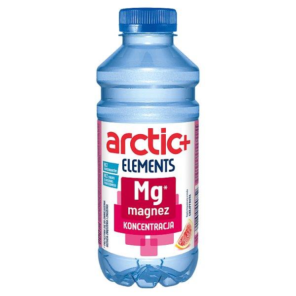 Arctic+ Elements Koncentracja Napój niegazowany o smaku grejpfruta 600 ml