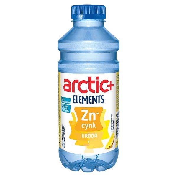 Arctic+ Elements Uroda Napój niegazowany o smaku ananasa 600 ml