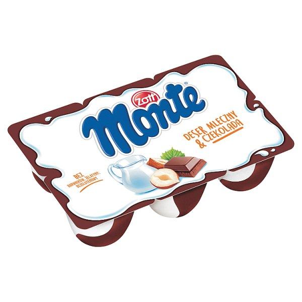 Zott Monte Deser 330 g (6 x 55 g)