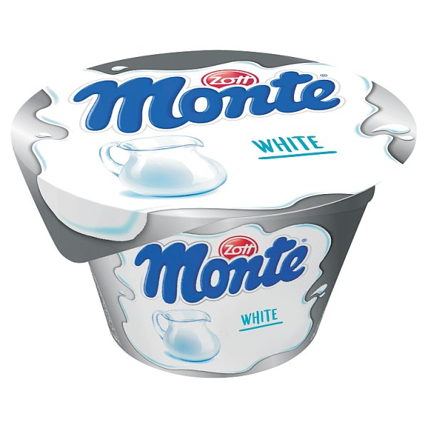 Zott Monte White Deser 150 g
