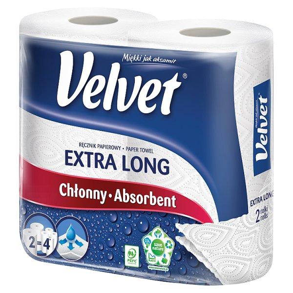 Velvet Extra Long Ręcznik papierowy 2 rolki