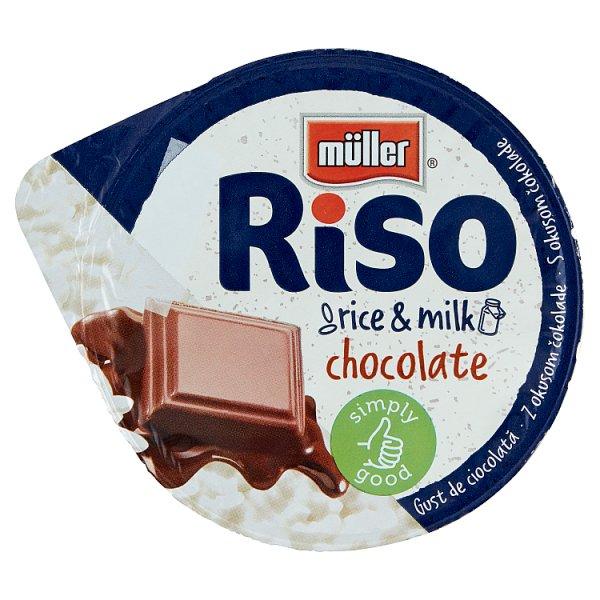 Müller Riso Deser mleczno-ryżowy o smaku czekoladowym 200 g