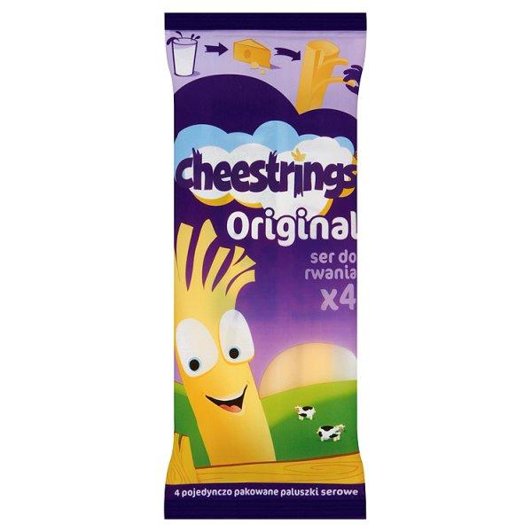 Cheestrings Original Ser do rwania 84 g (4 sztuki)