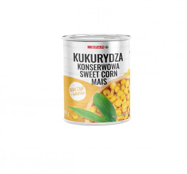 Spar kukurydza konserwowa