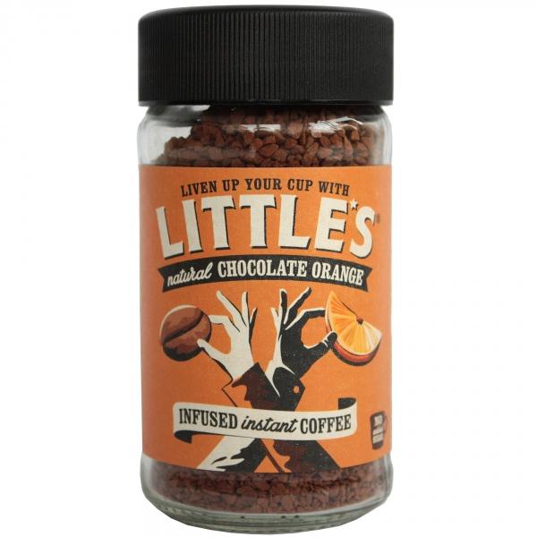 Kawa instant czekolada pomarańcza little's Kawa instant czekolada pomarań