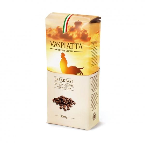 Kawa vaspiatta breakfast