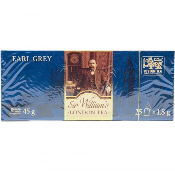 Herbata sir williams london tea earl grey tea 25szt/45g
