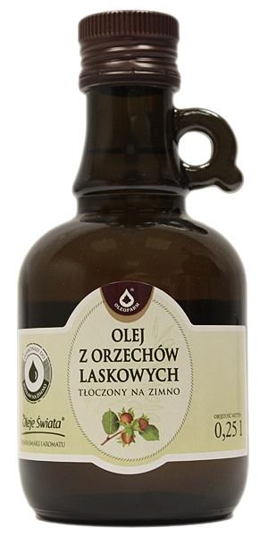 Olej z orzechow laskowych Oleofarm