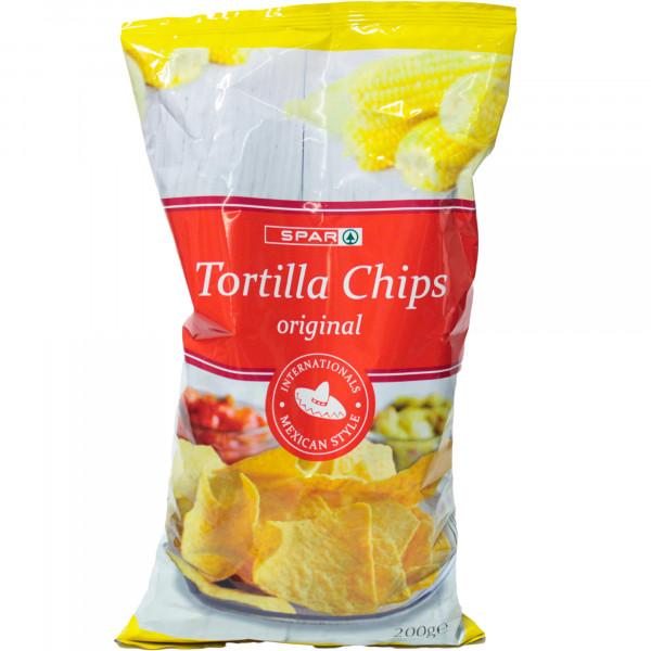 Spar orginalne chipsy tortilla
