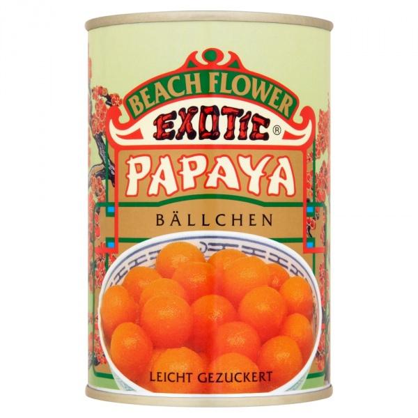 Beach flower papaja kulki