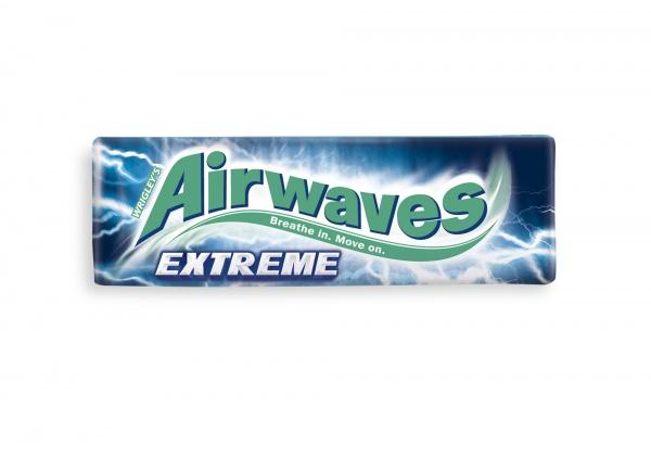 Guma Airwaves Extreme 10 drażetek