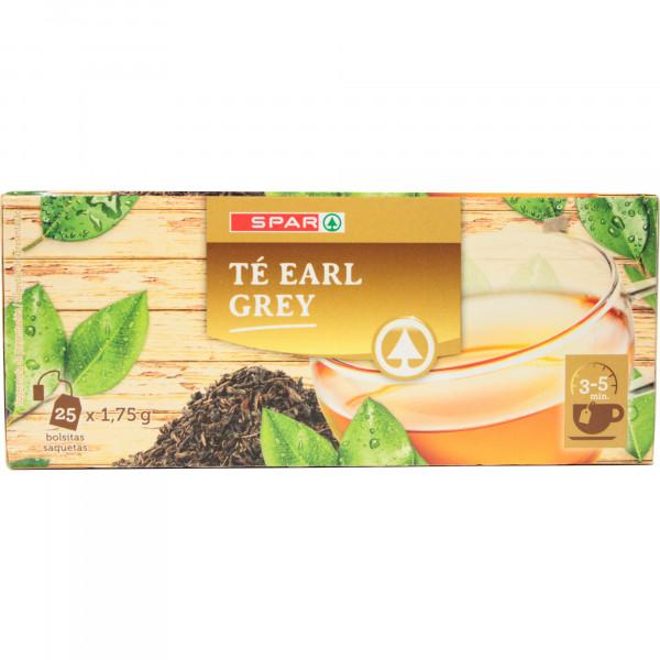 Spar herbata earl grey