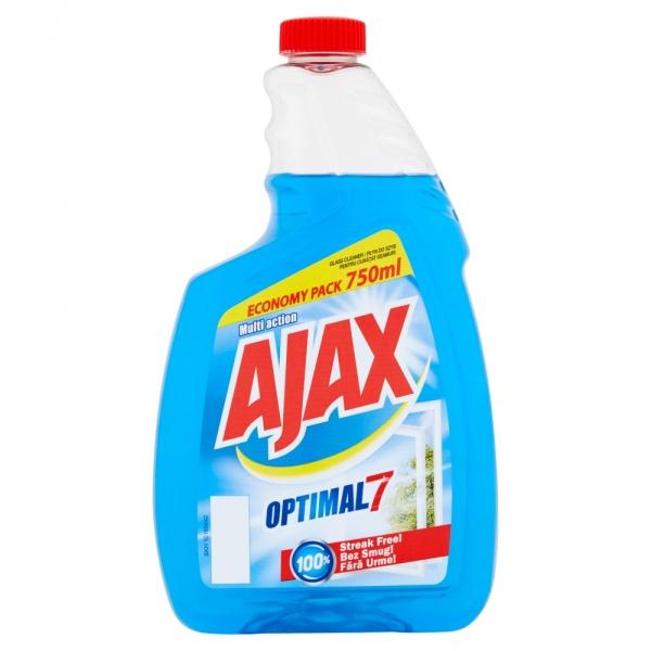 Ajax Optimal 7 Multi Action Płyn do szyb