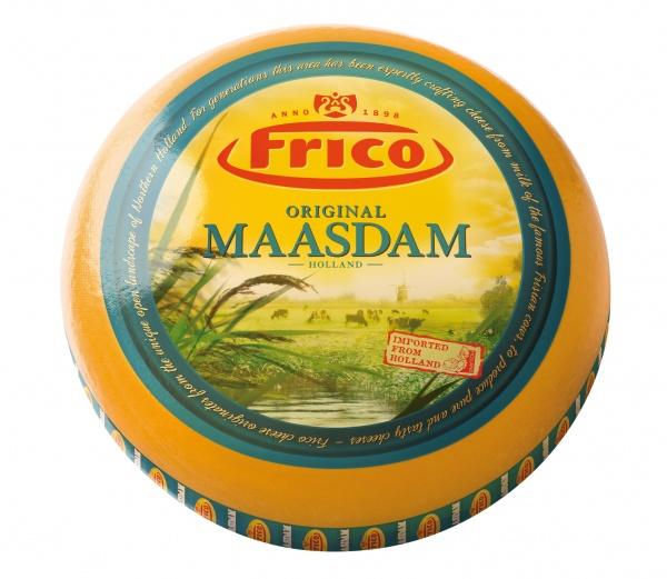 Ser Maasdam Holenderski Frico
