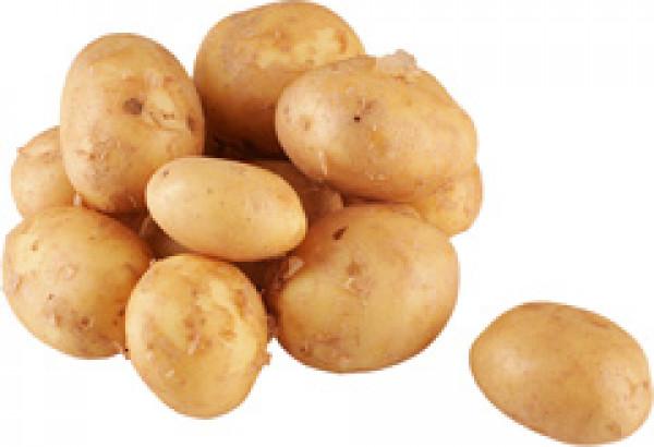 Ziemniak szczotkowany