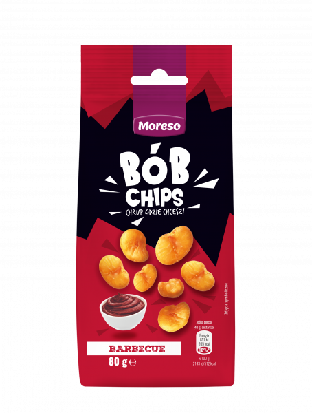 Bób moreso chips barbecue