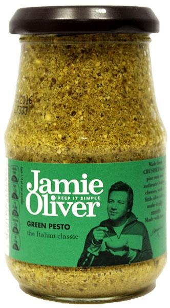 Pesto zielone z bazylii Jamie Oliver
