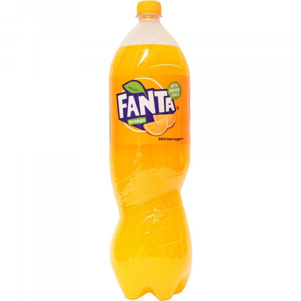 Napój gazowany Fanta pomarańczowa