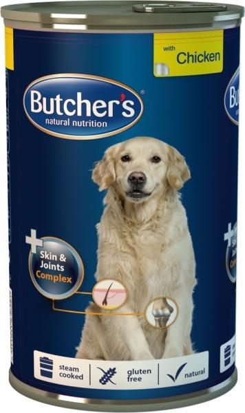 Butcher's mięsne kawałki w sosie z kurczakiem dla psa