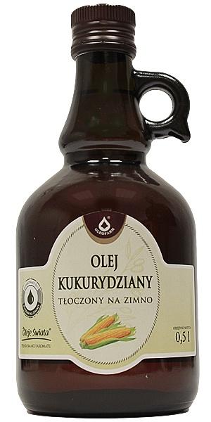 Olej Kukurydziany Oleofarm