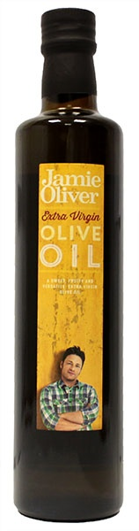 Oliwa z oliwek extra virgin Jamie Oliver